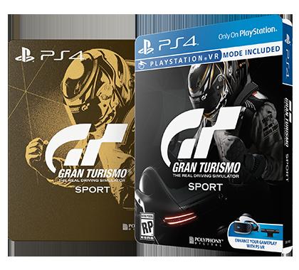 Games Gran Turismo Sport