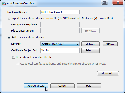 how to make your own ssl certificate