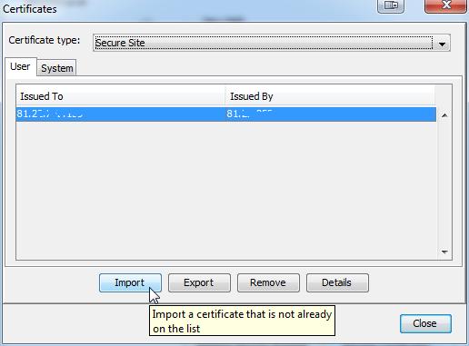 Java 1 7 update 51 breaking Cisco ASDM login - Hacker's ramblings