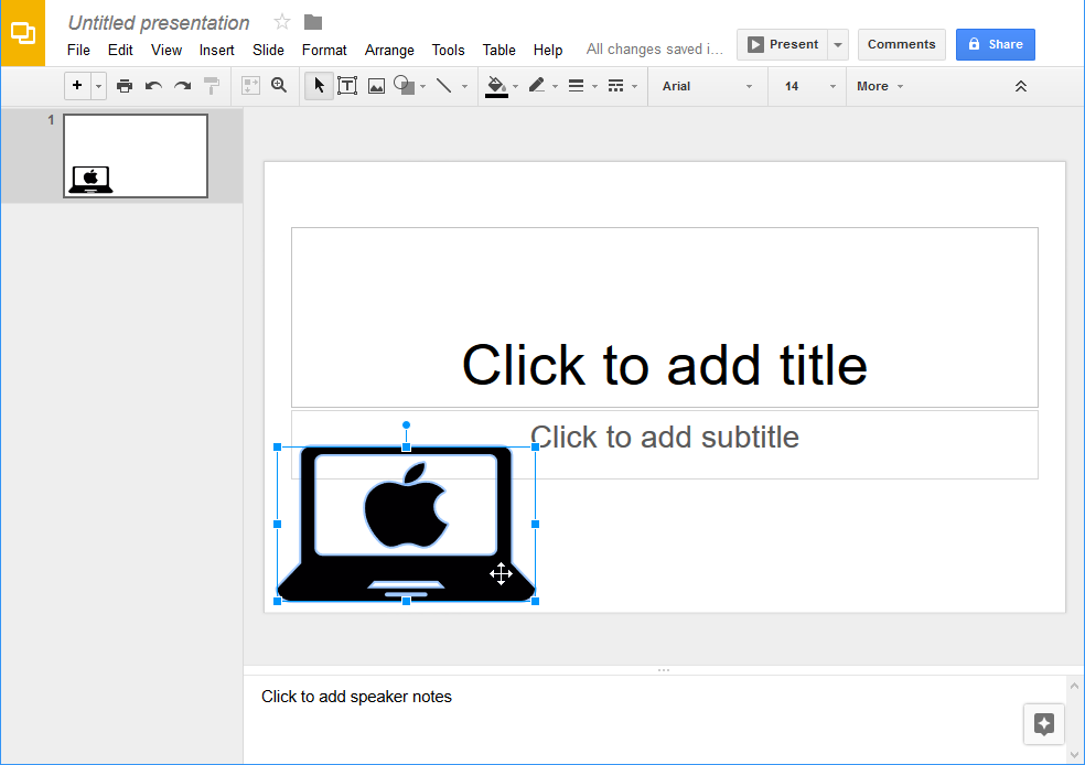 Importing SVG-files into Google Drive - Illustrated Guide - Hacker's