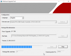 Huawei E5186 Firmware Upgrade with Multicast Upgrade Tool - Hacker's