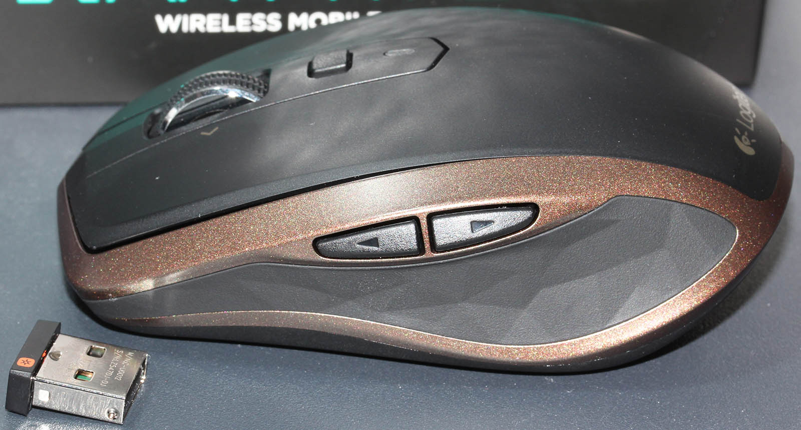 Logitech MX Anywhere 2 - Best mouse ever? - Hacker's ramblings