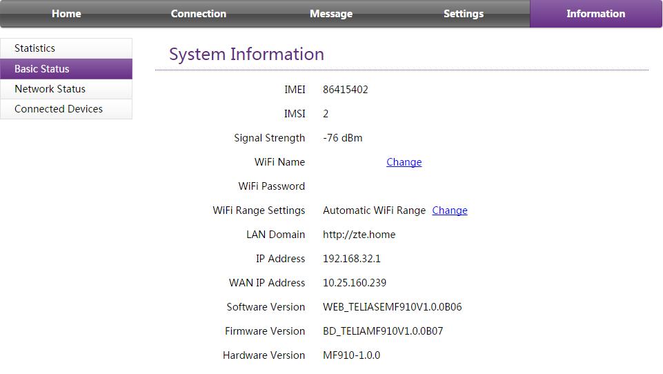 ZTE MF910 Wireless Router reviewed - Hacker's ramblings
