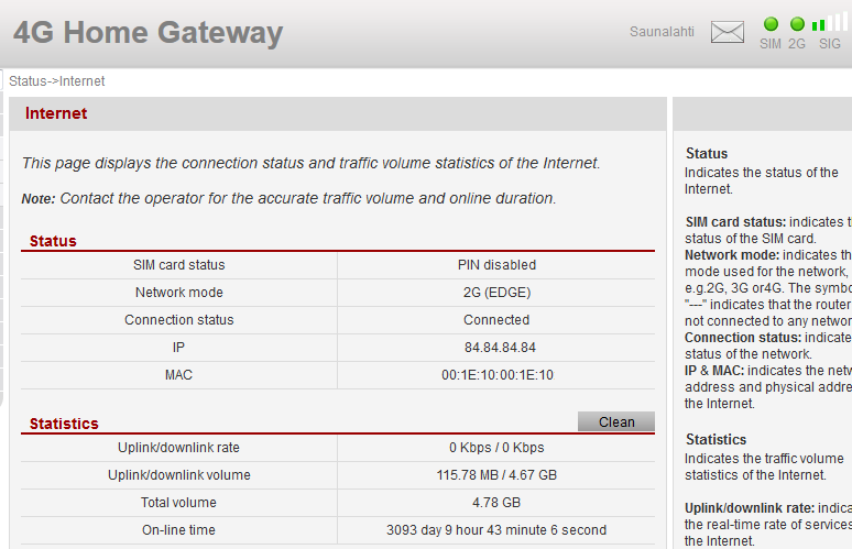 Huawei B593 4G-router dropping to 2G EDGE - Hacker's ramblings