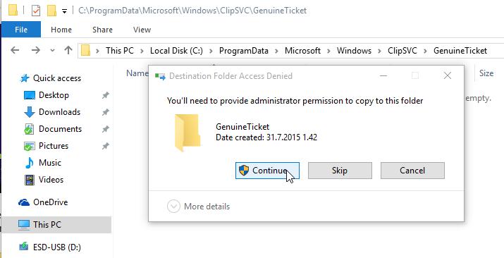 Windows - Hacker's ramblings