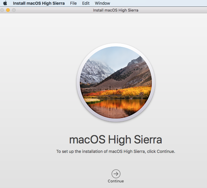 how to clean install mac os high sierra from usb