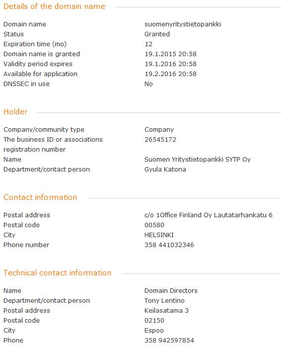 Hacker's ramblings - Entries from October 2015