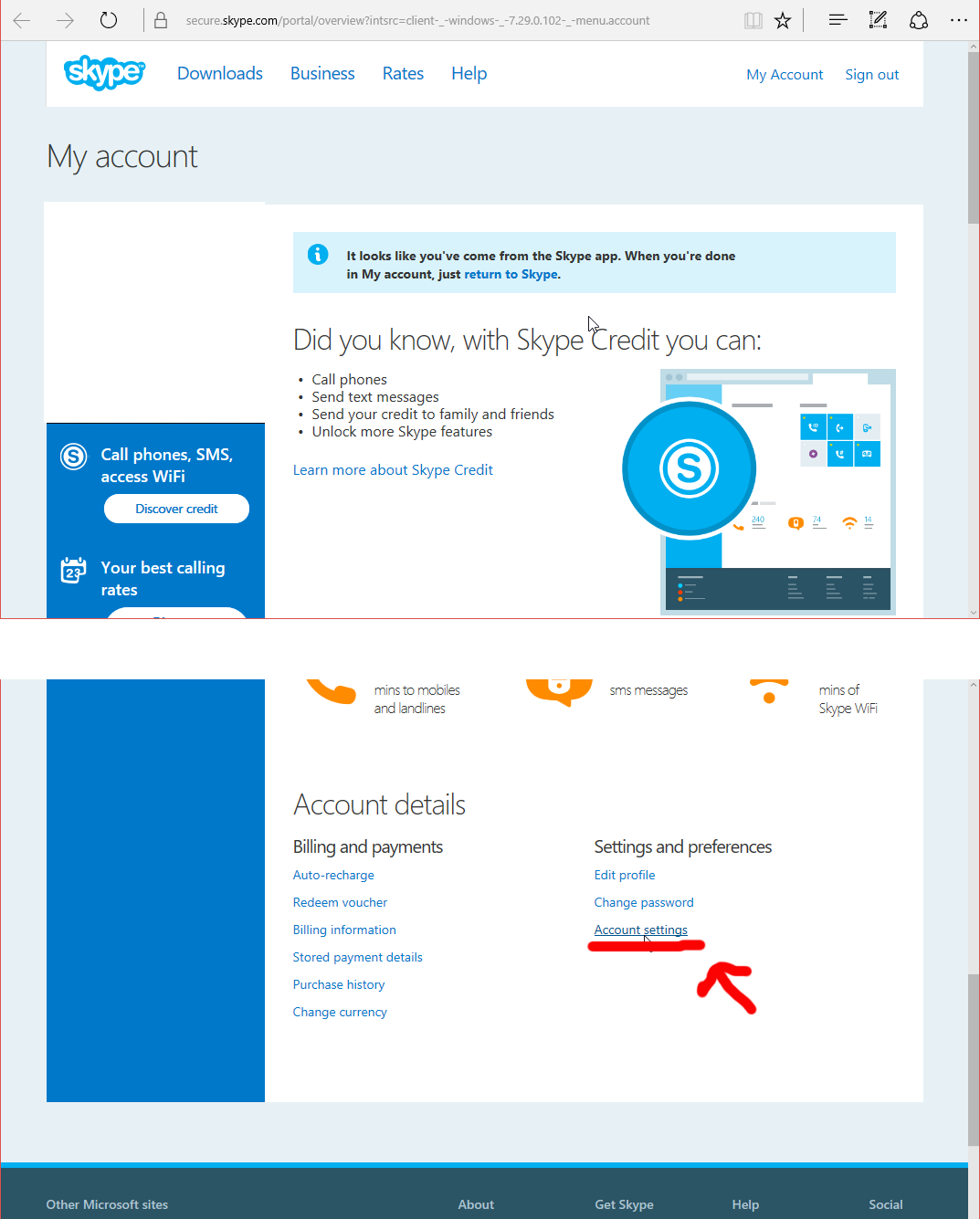 Skype login account - There Is No Login History Device List Or Anything That Would Resemble Modern Tools To Audit Your Own Account In The Traditional Skype