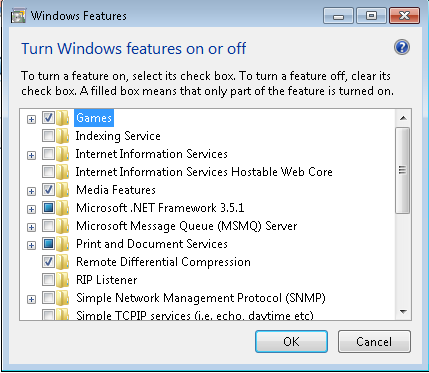 how to use sfc in win 7